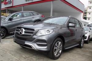 Mercedes-Benz Clase GLE 2018