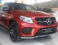 Mercedes-Benz Clase GLE 43 AMG 2018