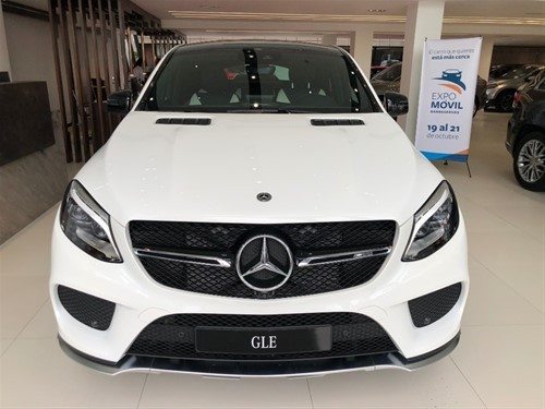 Mercedes-Benz Clase GLE 43 AMG 2019