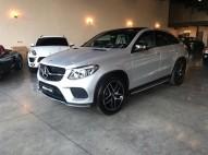 Mercedes-Benz Clase GLE 43 AMG 2019