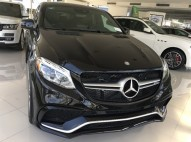 Mercedes-Benz Clase GLE 63 AMG Coupe 2017