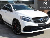 Mercedes-Benz Clase GLE 63 AMG Coupe 2018