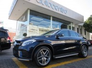 Mercedes-Benz Clase GLE Coupe 2018