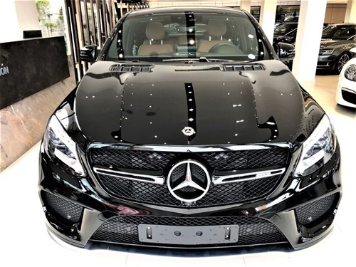Mercedes-Benz Clase GLE Coupe Kit AMG 2019