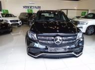 Mercedes-Benz Clase GLS 2017