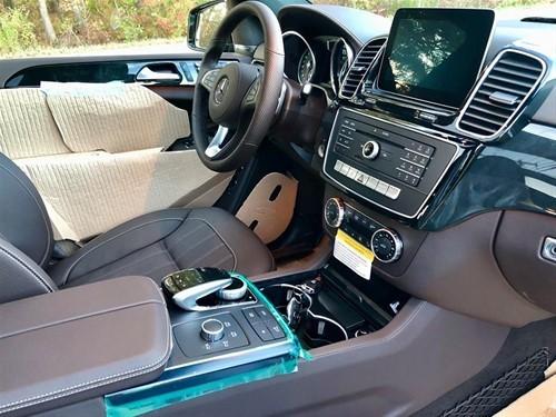 Mercedes-Benz Clase GLS 450 2018