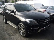 Mercedes-Benz Clase ML 250 AMG 2014