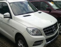 Mercedes-Benz Clase ML 300 2012