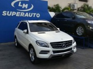 Mercedes-Benz Clase ML 300 2013