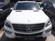Mercedes-Benz Clase ML 300 4 Matic 2014
