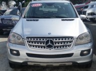 Mercedes-Benz Clase ML 320 2008