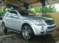 Mercedes-Benz Clase ML 63 AMG 2008