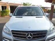 Mercedes-Benz Clase ML2012
