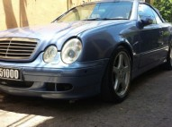 Mercedes-Benz E320 2000 Convertible