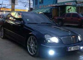 Mercedes Benz  2002