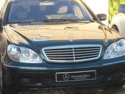 Mercedes Benz 2002 S320 Impecable y comprobable