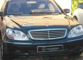 Mercedes Benz 2002 S320 Impecable y comprobable