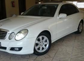 Mercedes Benz 2007 E350 Blanco