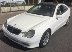 Mercedes Benz C230 kompressor Turbo 2002
