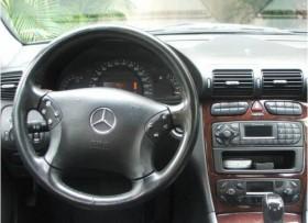 Mercedes Benz C240 Elegance 2002 PRECIO A TRATAR