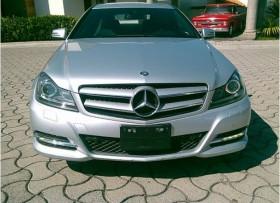 Mercedes Benz C250 Coupé 2012 Únicamente 3 Mil Km