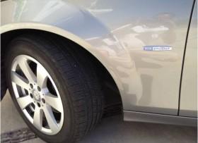 Mercedes Benz CGI Blue Efficiency 2011 C-180