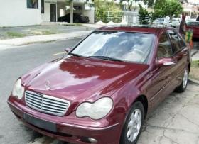 Mercedes-Benz Clase C 200 Kompressor 2001