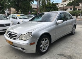 Mercedes-Benz Clase C 240 2002