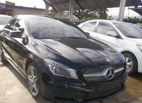 Mercedes-Benz Clase CLA 200 2014