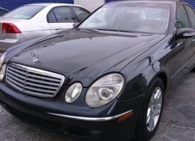 Mercedes-Benz Clase E 320 2004