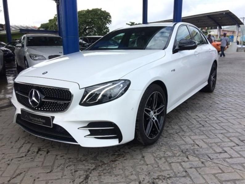Mercedes-Benz Clase E 43 AMG 2017