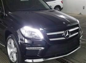 Mercedes-Benz Clase GL 350 CDI 2013