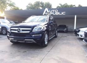 Mercedes-Benz Clase GL 350 CDI 2014