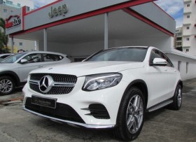 Mercedes-Benz Clase GLC Coupe 2018
