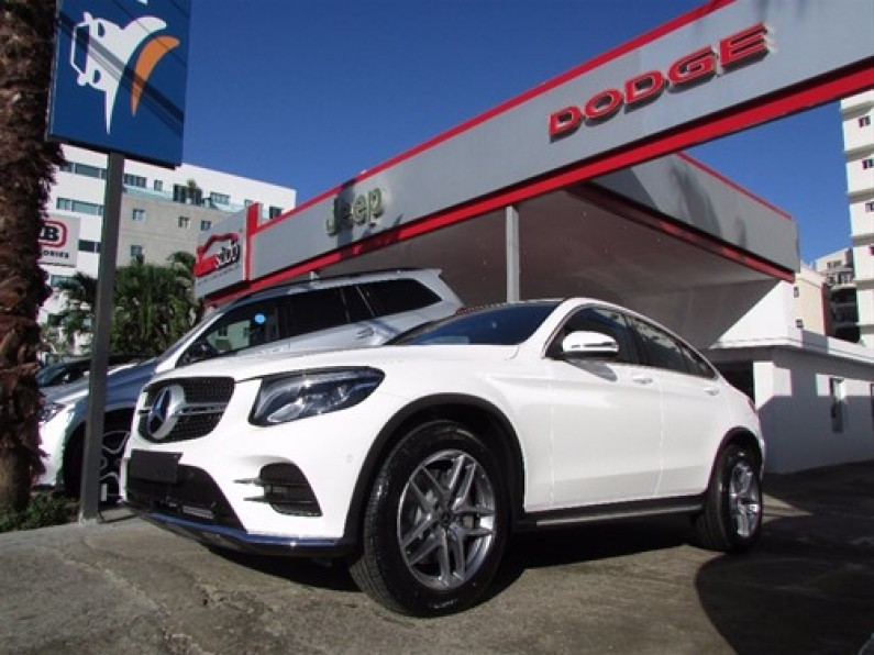 Mercedes-Benz Clase GLC Coupe 2018