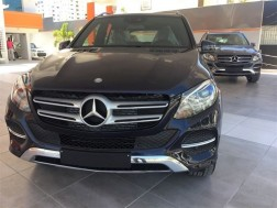 Mercedes-Benz Clase GLE 2017