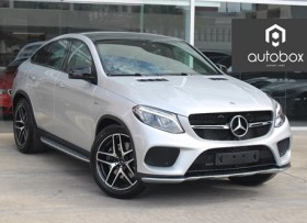 Mercedes-Benz Clase GLE 43 AMG 2017