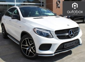 Mercedes-Benz Clase GLE 43 AMG 2018