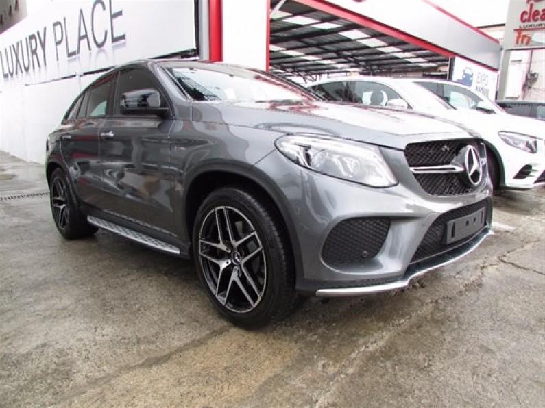 Mercedes-Benz Clase GLE Coupe Kit AMG 2018