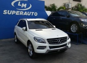 Mercedes-Benz Clase ML 300 2013