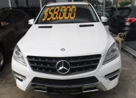 Mercedes-Benz Clase ML 300 4 Matic 2015