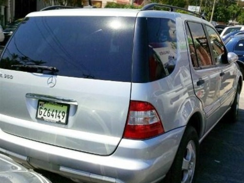Mercedes-Benz Clase ML 350 2005