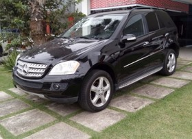 Mercedes-Benz Clase ML 350 4 Matic 2009