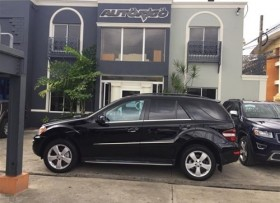 Mercedes-Benz Clase ML 350 4 Matic 2011