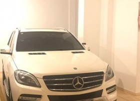Mercedes-Benz Clase ML 350 4 Matic 2012