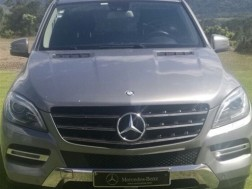 Mercedes-Benz Clase ML 350 4 Matic 2014