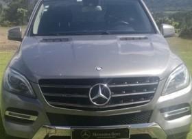 Mercedes-Benz Clase ML 350 4 Matic 2014