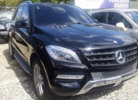 Mercedes-Benz Clase ML 4 Matic 2013