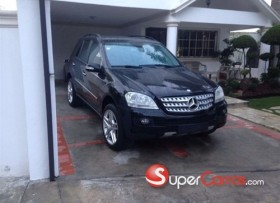 Mercedes-Benz Clase ML 500 2007