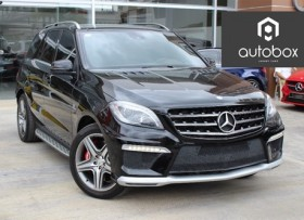 Mercedes-Benz Clase ML 63 AMG 2013